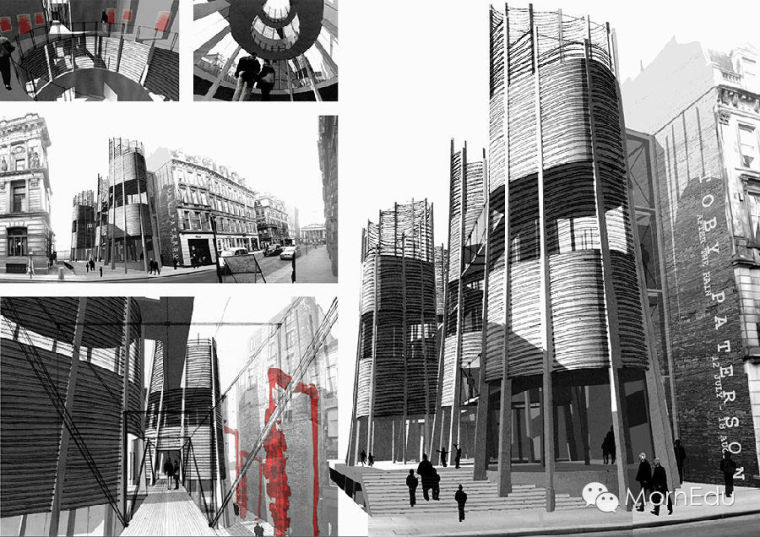 建筑作品集中必须要表现出的态度及图片选择中的原则_3