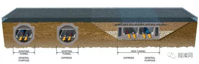 热点追踪|弗吉尼亚第三条!美国新汉普顿路隧道建设方案提交_12