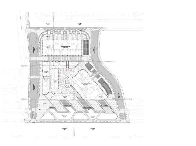 [福建]福州第五大道扩初设计 SWA
