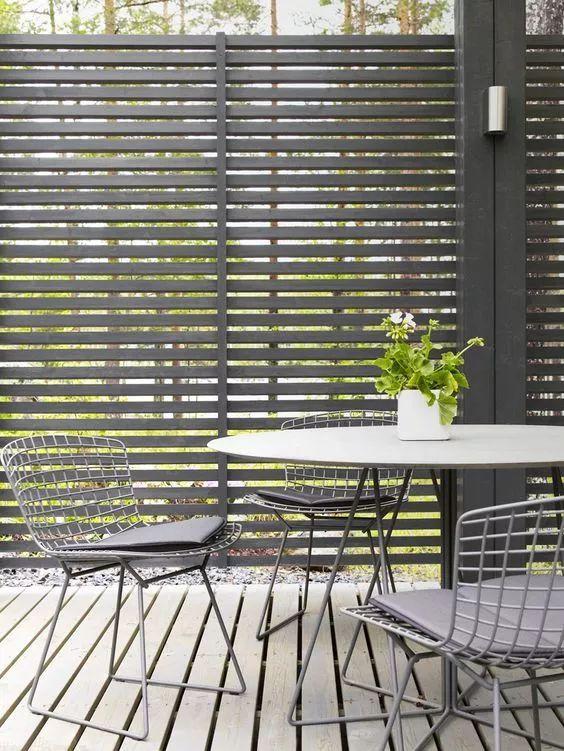 用心设计过的围墙,能让你家小院瞬间与众不同!_25