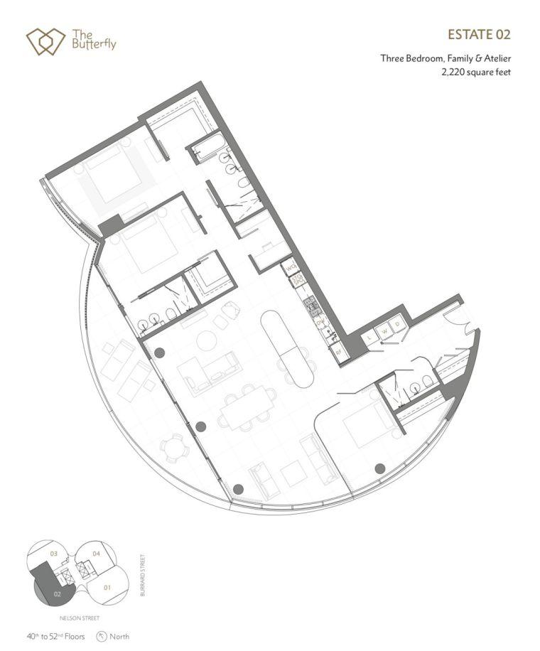 一栋住宅十年设计,这可能是世界上最梦幻的公寓楼_36