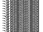 [广东]高层塔式住宅建筑施工图(含商业建筑及多栋住宅楼)