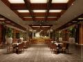 休闲餐厅3D模型下载