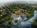 [浙江]禅意青瓷小镇生态旅游度假村景观规划设计方案