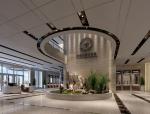 医院大厅3D模型下载