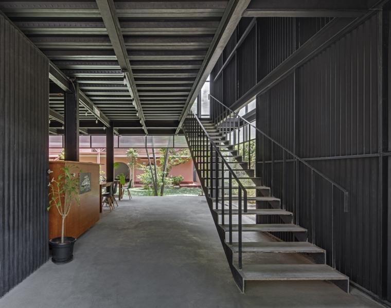 Bangalore庭院,印度/M9DesignStudio_8