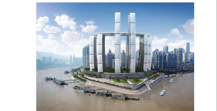 [重庆]来福士广场项目(A标段)地下室及裙楼区域8m以下模板方案