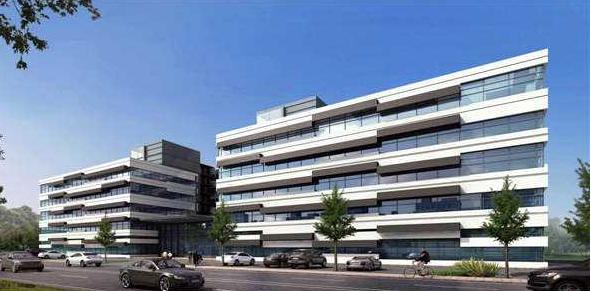 中国铁建办公楼智能化系统设计方案.