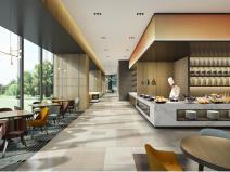 [Aedas凯达]虹桥HH酒店概念设计+软装方案+平面彩图+效果图