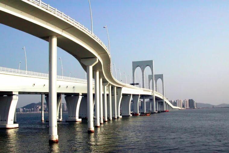 [桥梁之美]隐喻之美——品味澳门西湾大桥