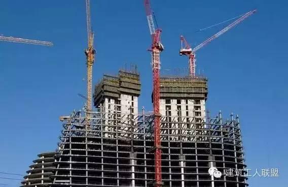 高层建筑5个施工质量控制要点,工程人必须要懂得!