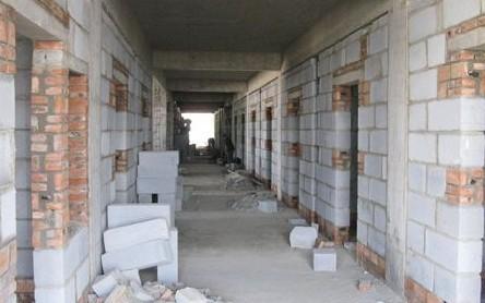 砌筑工程计量计价