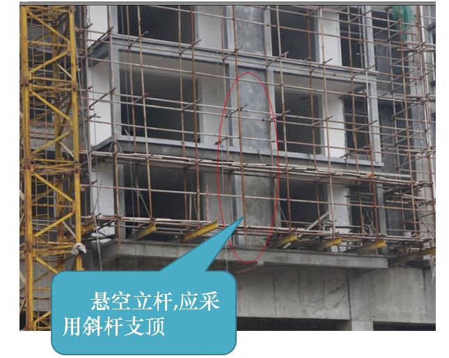 外墙脚手架施工现场安全监理及专项方案审核(计算实例)