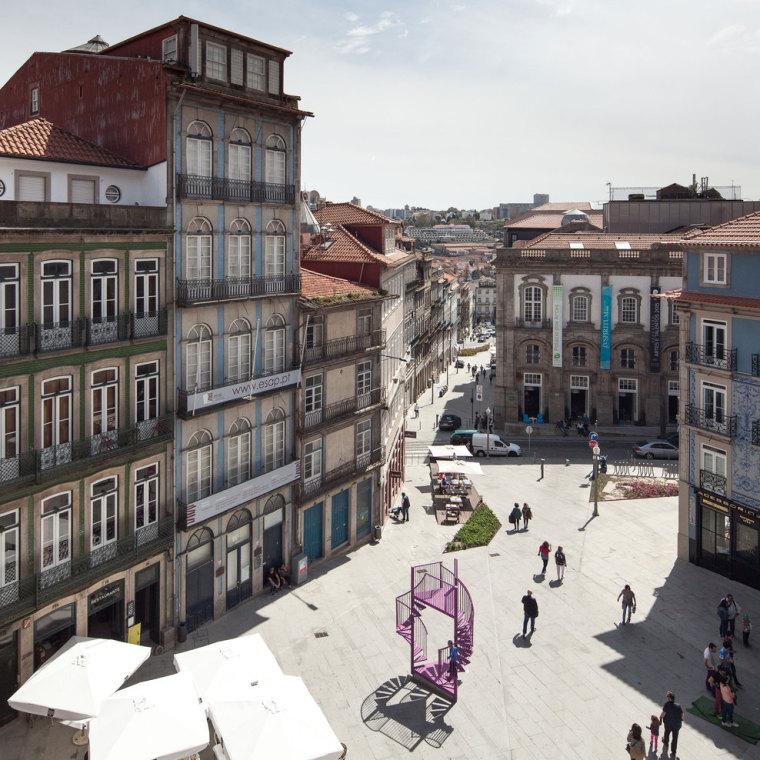 葡萄牙Tripod艺术装置_3
