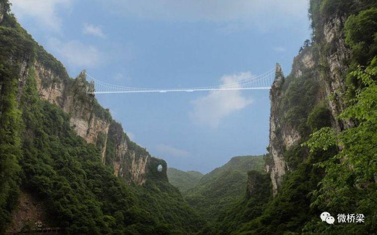 云天渡-张家界大峡谷玻璃桥