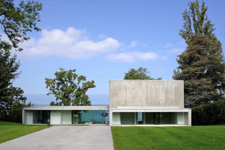 法国湖畔住宅-2