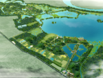 [安徽]滨湖生态修复科普城市湿地公园景观设计方案