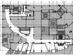 [福州]三层现代风格中心商场施工图(含效果图+SU模型)