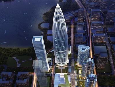 BIM应用于华润深圳湾国际商业中心