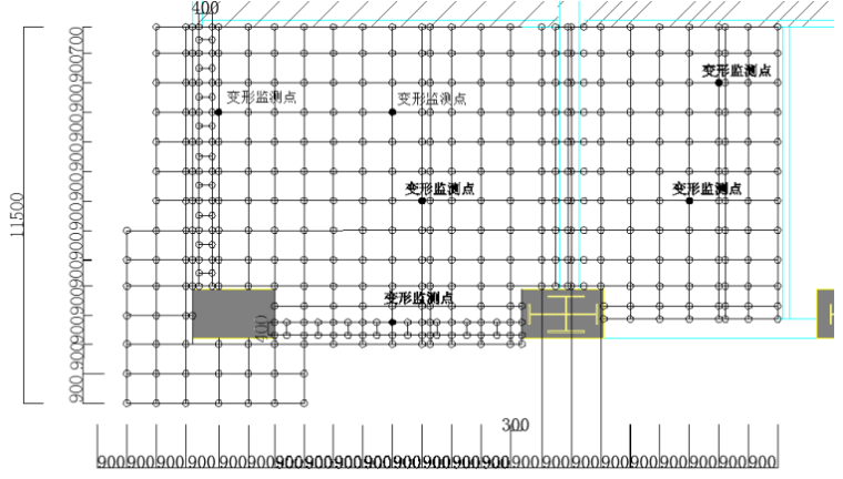 [北京]运河核心区地块项目高支模安全专项施工方案