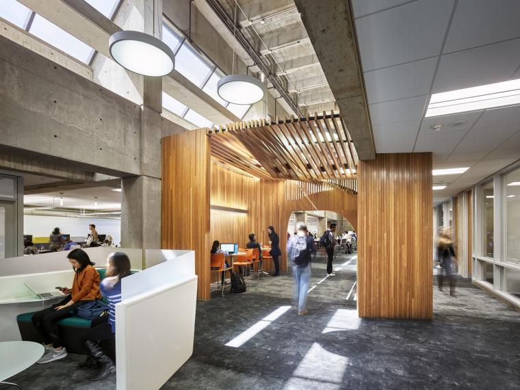 美国卡耐基梅隆大学索尔雷斯图书馆
