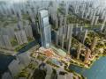 [湖南]国际总部中心二期商业综合体项目方案设计(含酒店、公寓)