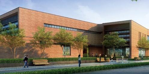 BIM大学公寓和食堂电气设计案例
