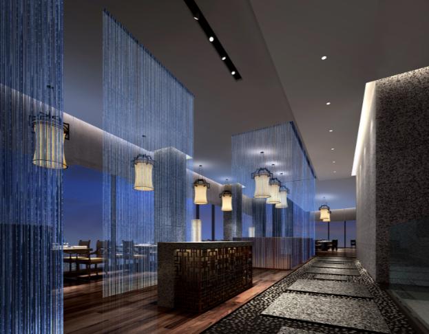 [重庆]110000平米酒店设计施工图(附效果图)_6