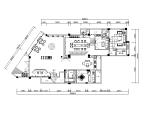 现代风格酒庄设计CAD施工图