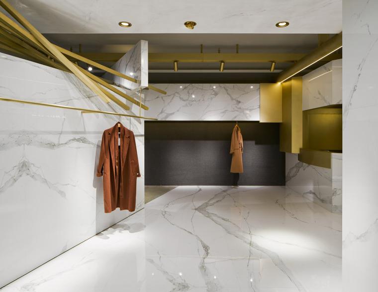 杭州ANDFOR服装品牌展厅-1