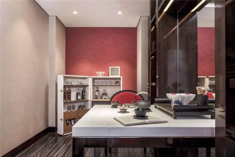 450㎡现代别墅设计,高贵与品质兼备!_27