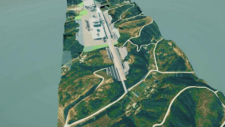 [湖北]铁路项目中BIM技术全专业应用