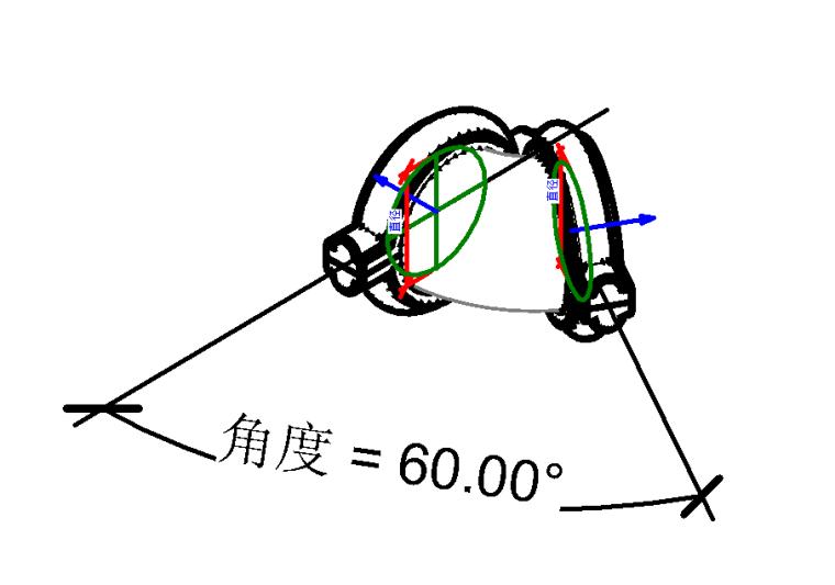 bim族库-revit族文件-弯头-镀锌钢管-卡箍