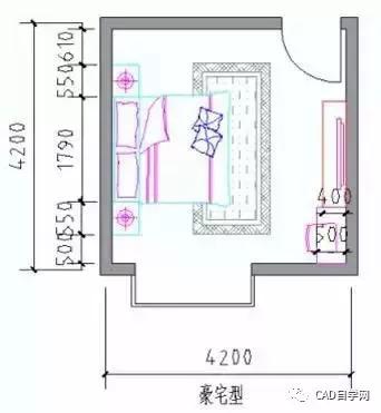 设计师终极福利!所有户型室内设计尺寸图解分析,建议永久收藏!_8