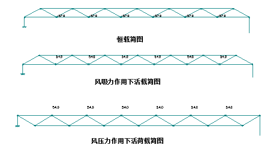玻璃幕墙工程计算书(word,15页)