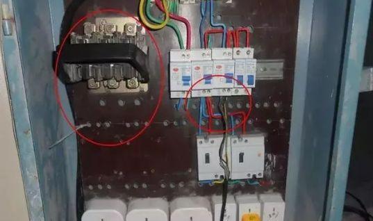 建筑施工现场临时用电安全隐患,全都是错误做法!_14