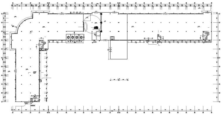 u形厨房装修效果图资料下载-[山东]某大型L形酒店全套施工图设计(附效果图)