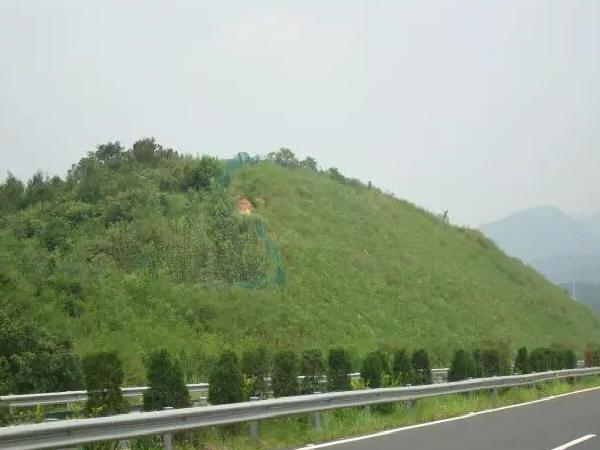 论高速公路边坡绿化施工方式及效果