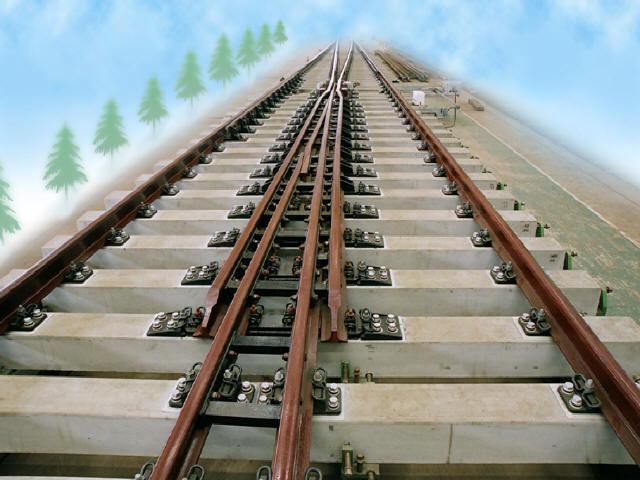 铁路客运专线道岔制造与铺设储运维修技术培训资料760页(知名集团)