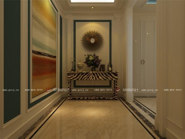 品筑出新作啦!内蒙古·兴安盟乌塔其银行室内设计效果图-20二层VIP接待室(一)01.jpg