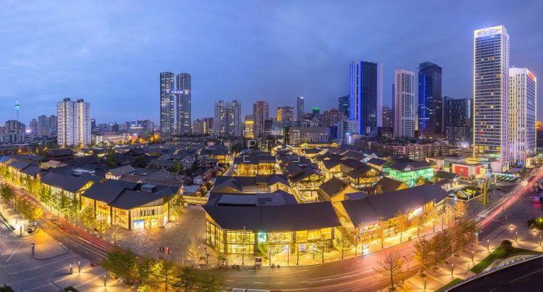 带你玩转文化特色,民俗商业街区规划设计方案!_1