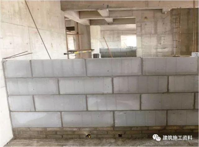 加气混凝土砌块施工监理应该重点检查哪些内容?_3