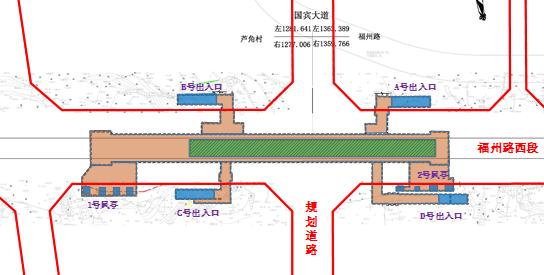 秦皇寺站主体结构施工方案