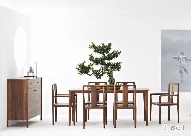 极简的中式家具 · 越少越美