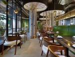 上海森林里的点心主义餐厅设计案例