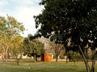 墨西哥1200砖礼拜堂