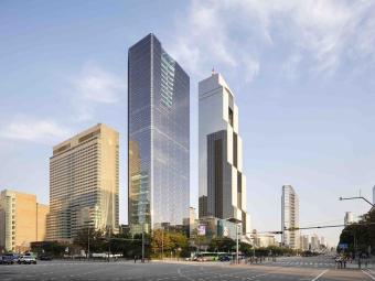 韩国Parnas大厦