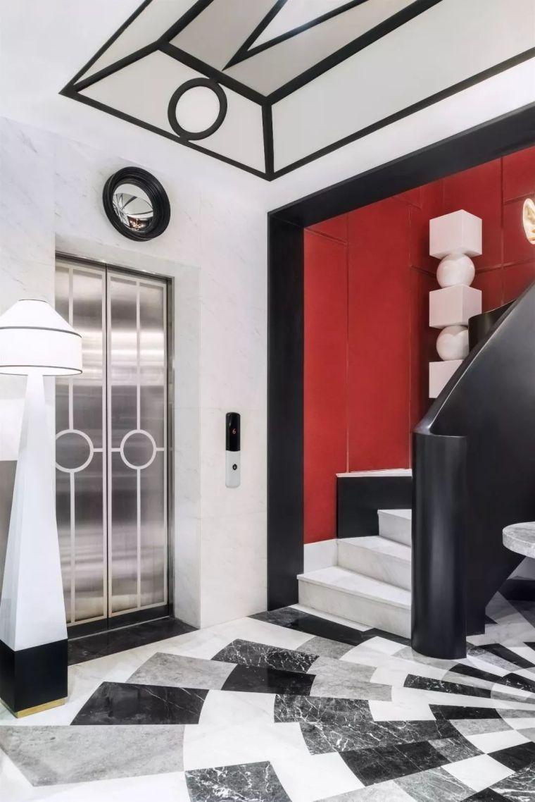 跃层都市公寓融入4种风格后,竟然如此惊艳!_2
