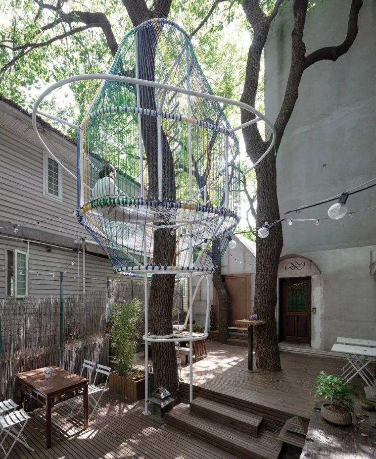 当房子遇上树,这群设计师要上天_7