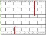 加气混凝土砌块钻孔式砖包管施工技术